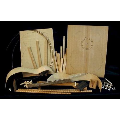Jumbo Acoustic Guitar Kit Acoustic Guitar Kit